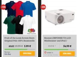Fruit of the Loom: Polos für 5,99 Euro frei Haus via Dealclub