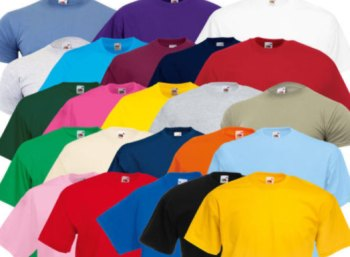 Fruit of the Loom: Dreierpack T-Shirts für 6,99 Euro frei Haus