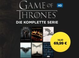 Wuaki.tv: Game of Thrones Staffeln 1-6 in HD für 69,90 Euro