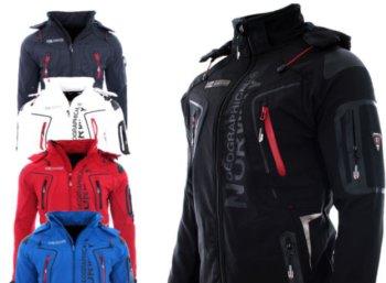 Geographical Norway: Outdoor-Funktionsjacke bei Ebay für 59,90 Euro