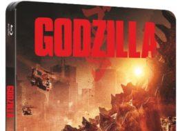 Saturn: Godzilla in der Steelbook Edition auf Blu-ray für 8,99 Euro