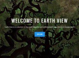 Google Earthview: 1500 Satellitenbilder gratis von Google