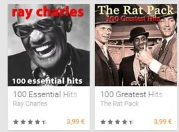Google Play: Greatest-Hits-Alben ab 3,99 Euro