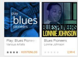 Gratis: Blues-Album bei Google Play kostenlos verfügbar