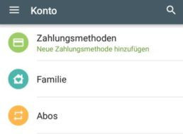 Gratis: Gekaufte Android-Apps kostenlos in der Familie teilen