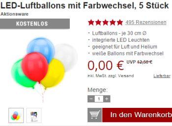 16 Artikel für 5,97 Euro frei Haus