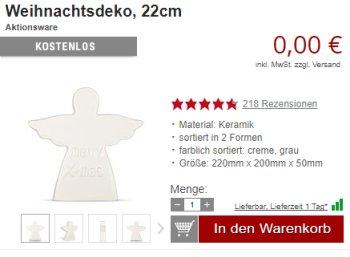 Druckerzubehoer.de: 12 Artikel für 0 Euro im Angebot