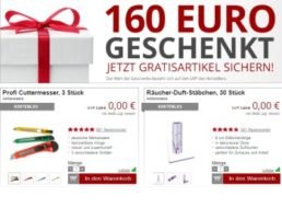 Druckerzubehoer: 14 Artikel für 0 Euro plus Versand