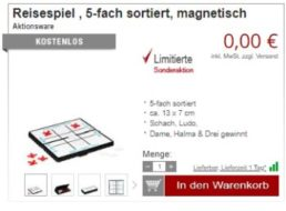 Druckerzubehoer: 12 Artikel für zusammen 0 Euro plus Versand