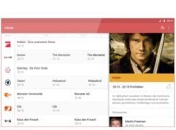 """Gratis: App """"TV Programm ON AIR"""" im Wert von 4,99 Euro zum Nulltarif"""