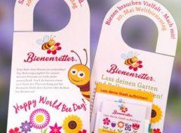 Gratis: Bienenretter-Saatgut zum Nulltarif frei Haus