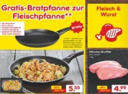 Netto: Gratis-Pfanne zur Pfannenspezialität für 5,55 Euro
