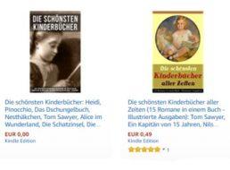 """Gratis: """"Die schönsten Kinderbücher"""" auf 6000 eBook-Seiten für 0 Euro"""