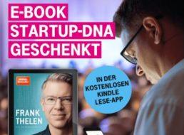 """Gratis: eBook """"Startup-DNA"""" im Wert von 14,99 Euro komplett gratis"""