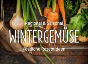 Gratis: Rezepte-eBook zum Thema Wintergemüse zum kostenlosen Download