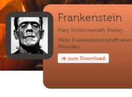 Halloween: Gratis-Hörbücher bei Vorleser.net zum Download