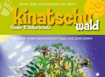 """Gratis: Kinderheft zum Thema """"Wald"""" frei Haus"""