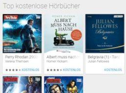 Gratis: Neun Hörbücher mit über 20 Stunden Spieldauer bei Google Play