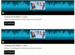 """Gratis: Hörspiel """"Jim Knopf und die Wilde 13"""" beim WDR zum Download"""