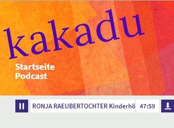 """Gratis: Hörspiel """"Ronja Räubertochter"""" zum kostenlosen Download"""