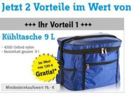 Gratis: Kühltasche zur Conrad-Bestellung geschenkt