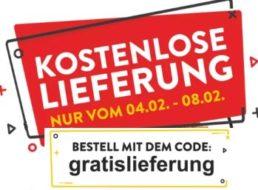 Pizza.de: Gratis-Versand mittels Gutschein noch bis Freitag abend