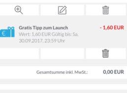 Gratis: Lottofeld komplett kostenlos via App