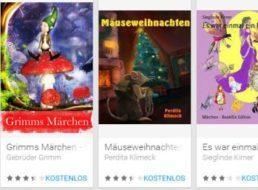 Google Play: Gratis-Märchenbücher und Fantasy-Titel