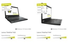Green Panda: 10 Prozent Rabatt auf bereits reduzierte PCs und Notebooks