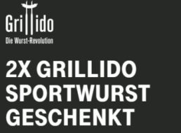 Gratis: 2 x Grillido Sportwurst für Telekom-Kunden geschenkt