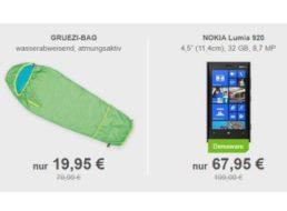 """Allyouneed: Kinderschlafsack """"Grüezi Bag"""" zum Bestpreis von 19,95 Euro"""