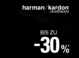 Harman Kardon: Lautsprecher generalüberholt zu reduzierten Preisen bei Ebay