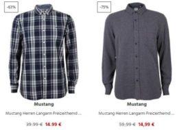 Jeansdirect: Marken-Hemden für je 14,99 Euro frei Haus