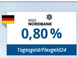 Tagesgeld-Tiefpunkt: ING-Diba bietet nur noch 0,01 Prozent