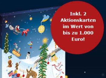 Wieder da: Ikea-Adventskalender 2017 mit Gutscheinen für 12,95 Euro
