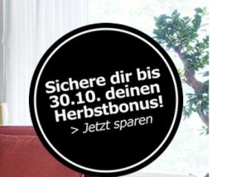 Ikea: Herbstbonus von zehn Euro je 100 Euro Einkaufswert