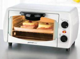 Allyouneed: Gourmetmaxx Infrarot-Backofen als B-Ware für 18,95 Euro frei Haus