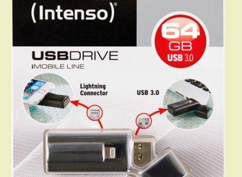 Ebay: Intenso iMobile Line mit Lightning Connector für 44,90 Euro