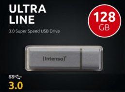 Ebay: Intenso-USB-Stick mit 128 GByte für 12,99 Euro frei Haus