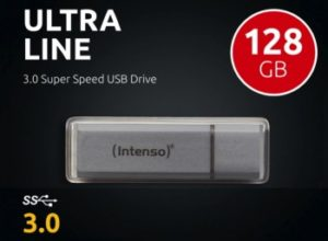 Ebay: Intenso-USB-Stick mit 128 GByte für 15 Euro frei Haus