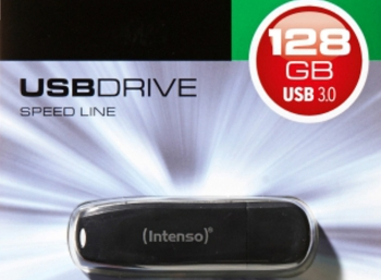 Ebay: Intenso-USB-Stick mit 128 GByte für 11 Euro frei Haus