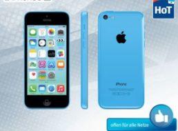 Aldi-Österreich: iPhone 5c ohne SIM-Lock für 296,77 Euro