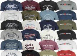 Jack & Jones: T-Shirts bei Ebay für 9,99 Euro frei Haus