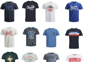 Jack & Jones: T-Shirts bei Ebay für 10,99 Euro frei Haus
