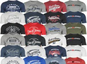 Jack & Jones: T-Shirts bei Ebay für 9,50 Euro frei Haus