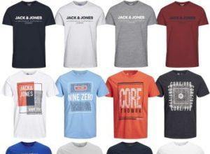 Jack & Jones: Herren-Shirts für 9,99 Euro frei Haus bei Ebay