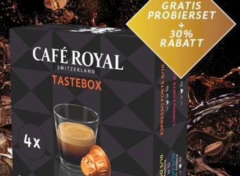 Gratis: Kaffeekapsel-Probierset zum Nulltarif frei Haus