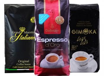 Exklusiv: Drei Kilo Kaffeebohnen für 29,99 Euro frei Haus