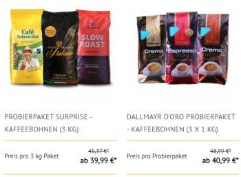 Kaffeevorteil: Zwei Isoliergläser gratis ab 35 Euro Warenwert
