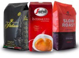 Exklusiv: Drei Kilogramm Kaffeebohnen für 29,99 Euro frei Haus